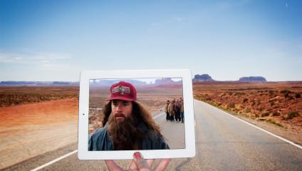 Кино-туризм: фото с места съемок культовых картин