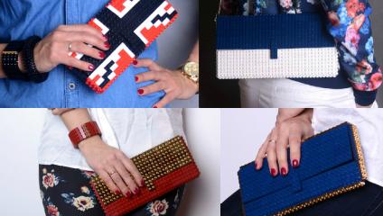 Новая жизнь конструктора Lego: модные аксессуары