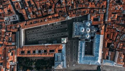 «Венеция сверху»: взгляд Димитара Караниколова на город