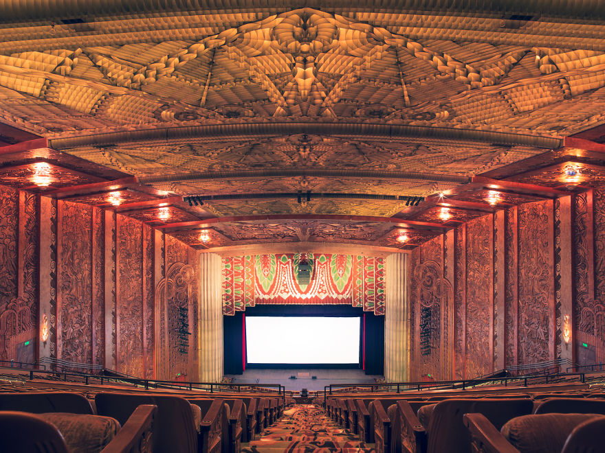 4. The Paramount, Окленд, Калифорния, США