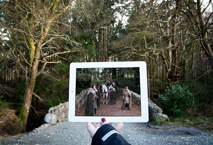 Игра престолов  Парк Толимор Форест, Северная Ирландия