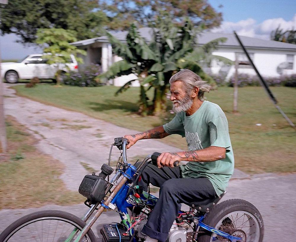 Фото поселения для самых опасных преступников Флориды