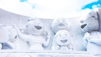 Японский Снежный фестиваль – фото с самого масштабного фестиваля снега