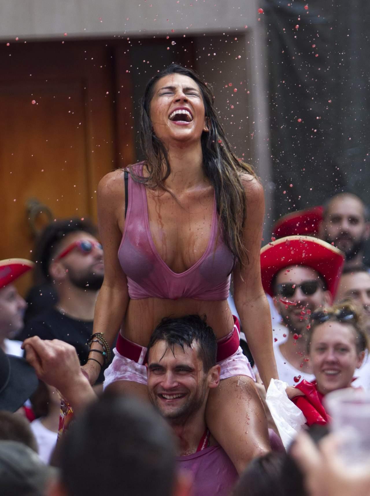 Фотоотчет с испанского фестиваля Сан-Фермин