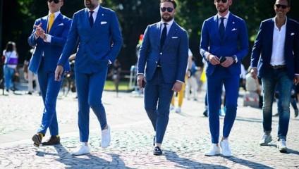 Самые красивые и стильные в одном месте: показ мужской моды на Pitti Uomo