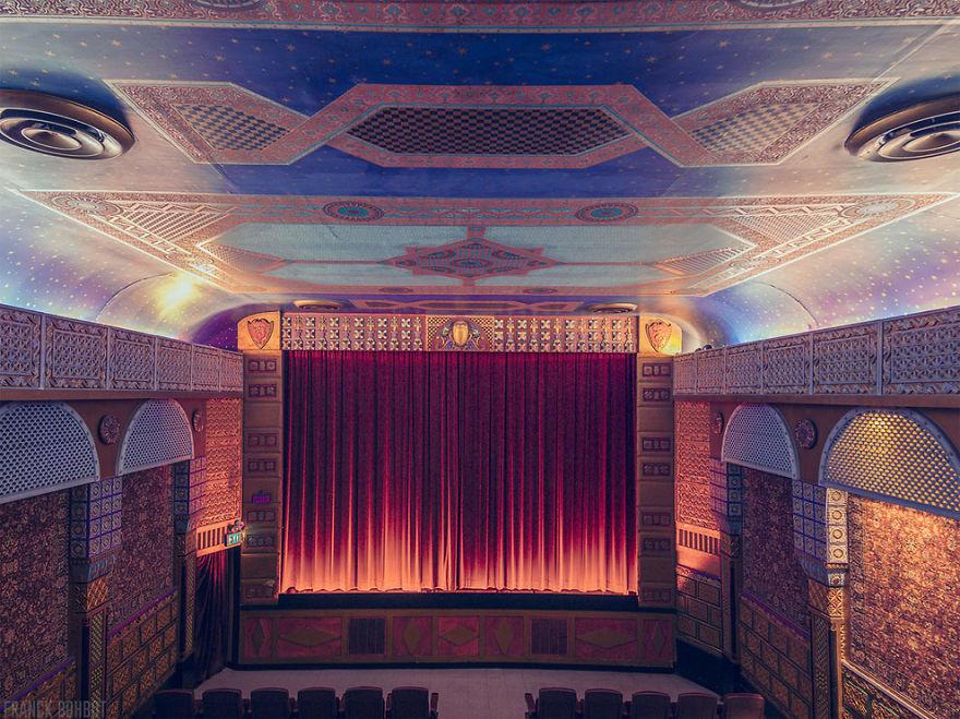 12. The Grand Lake Theatre, Окленд, Калифорния США