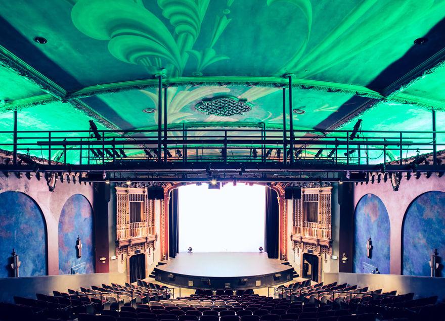 13. Brava Theater, Сан-Франциско, США