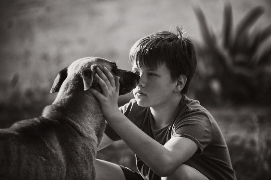 Фотопроект Изабела Урбаниак: лето детей без интернета