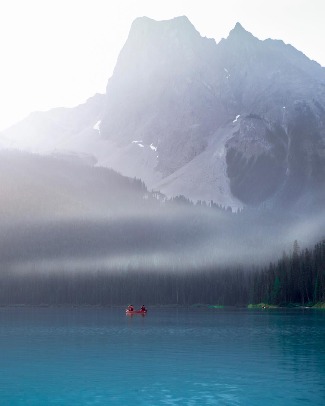 Удивительные пейзажи со всего мира в работах фотографа Сэма Вибово