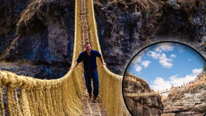 Топ – 10 самых опасных мостов