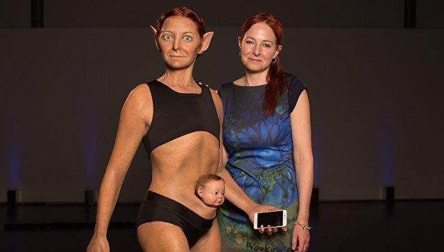 Как будут выглядеть женщины в будущем