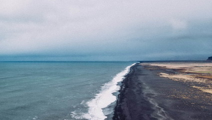 Красота Исландии на снимках Андре Жосселина