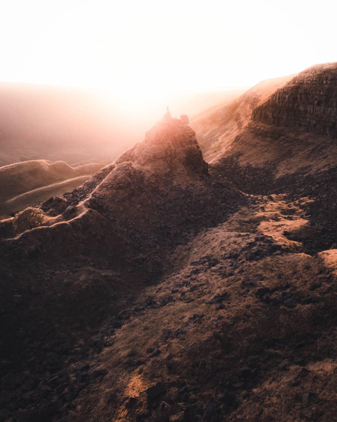 Захватывающие виды: пейзажи на снимках Люка Джексона-Кларка