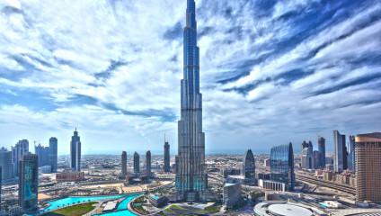 Самая высокая конструкция в истории: покорение облаков