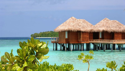 5 причин, почему отдых на Мальдивских островах сравнивают с Раем