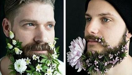 Хочется выделиться? Добавь цветов: новый тренд бородачей