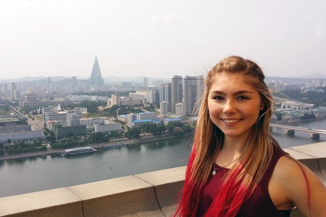 История поездки российской школьницы в Северную Корею по приглашению Ким Чен Ына