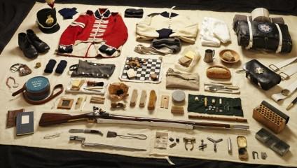 Тысячелетняя история снаряжения британских солдат в фото