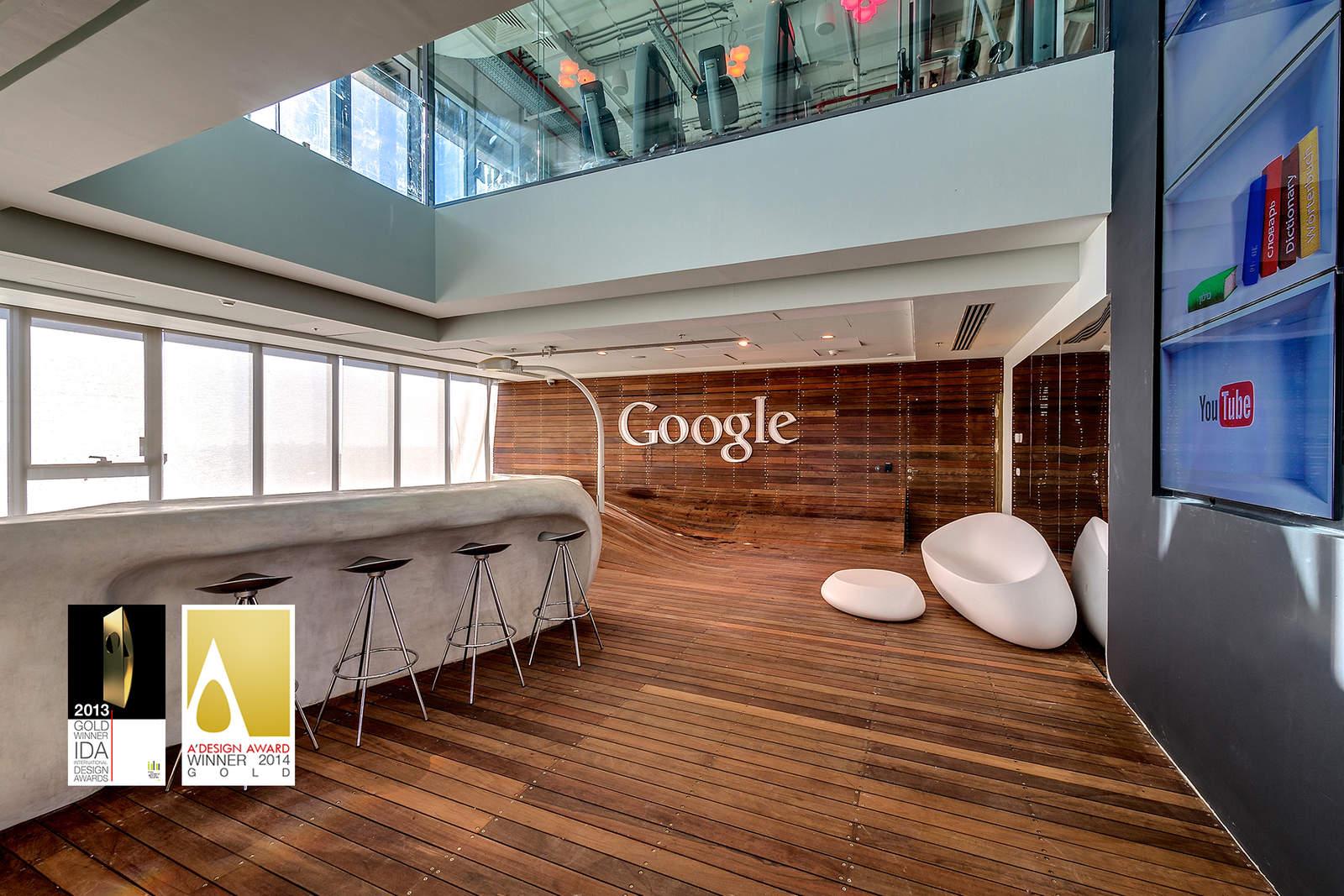Работа мечты: всё об офисах Google