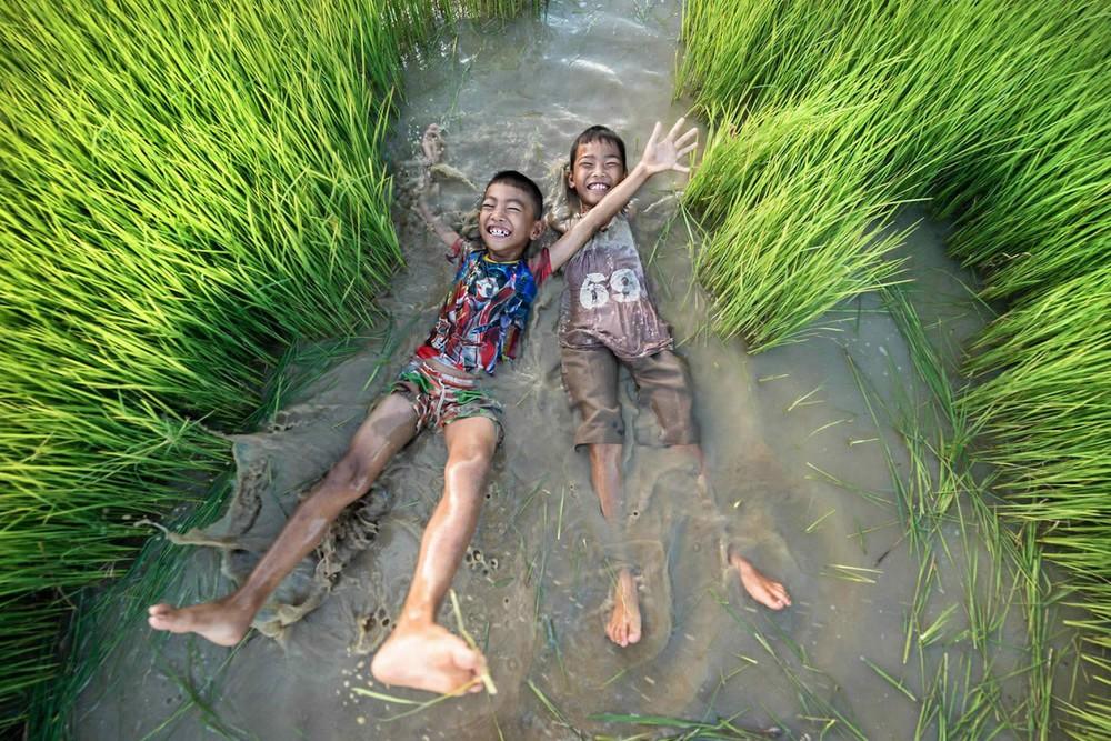 Красота Вьетнама: завораживающие снимки рисовых террас