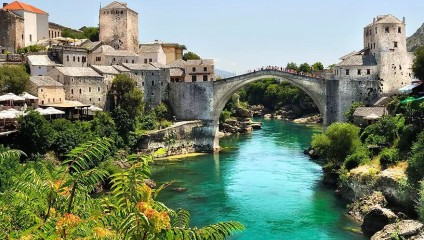 Самые удивительные мосты: фото