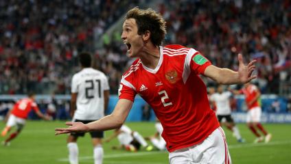 Топ — 5  лучших голов Чемпионата мира 2018