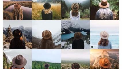Все одинаковые: профиль в инстаграм разоблачает «оригинальные» снимки