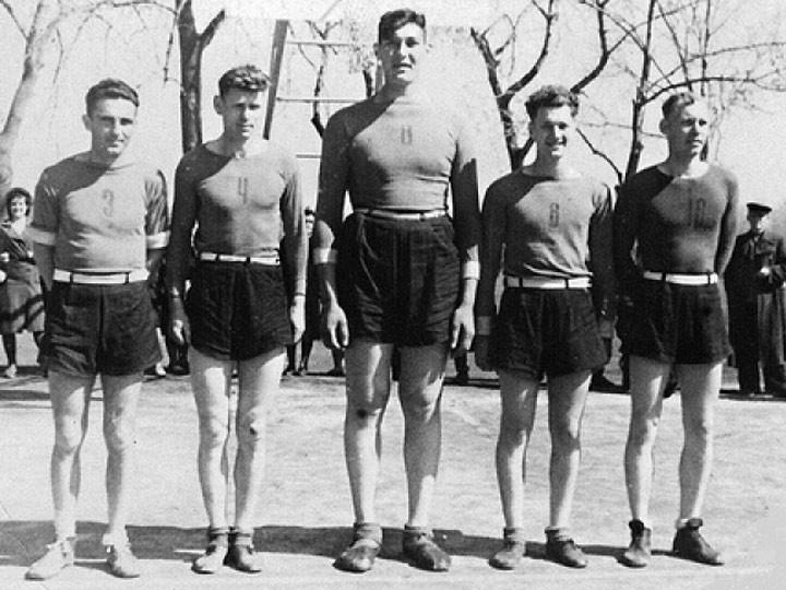 Редкие фото и видео надежды баскетбола СССР: «Гулливер» Увайс Ахтаев