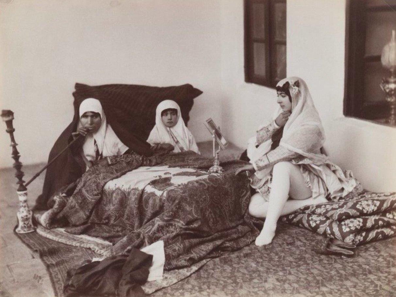Как выглядели девушки из гаремов: экскурс в историю