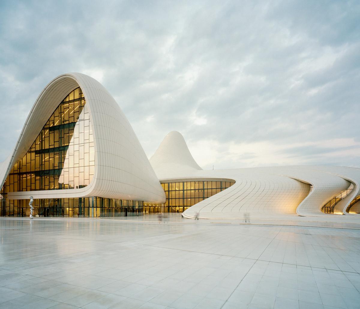 Новый и старый Баку в фотопроекте «Сырая джентрификация»