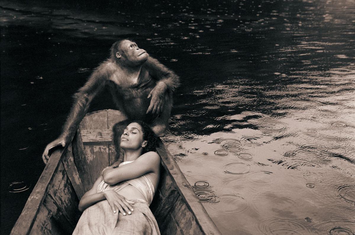 Красота, величие и простота: социально-значимые работы фотографа Грегори Кольбера