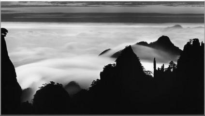 Фотографии гор Хуаншань за 30 лет: снимки Ван Вушенга