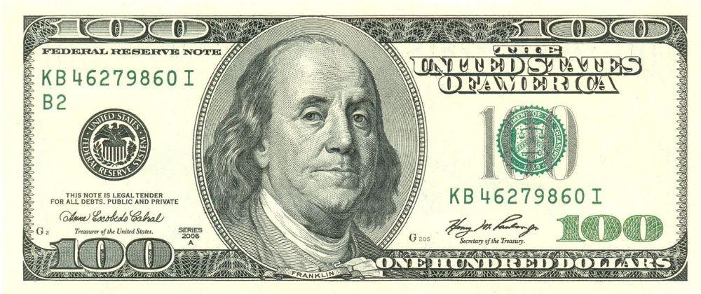 История доллара и его дизайна с фото