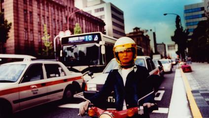 Таинственная Япония глазами фотографа Шона Лотмана