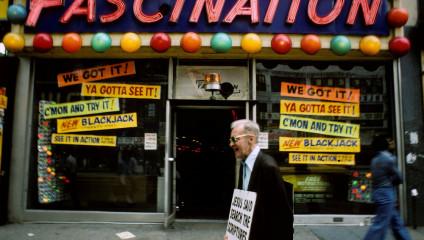 Нью-Йорк 1980-х на снимках Стивена Сигела: таким город сейчас не увидеть