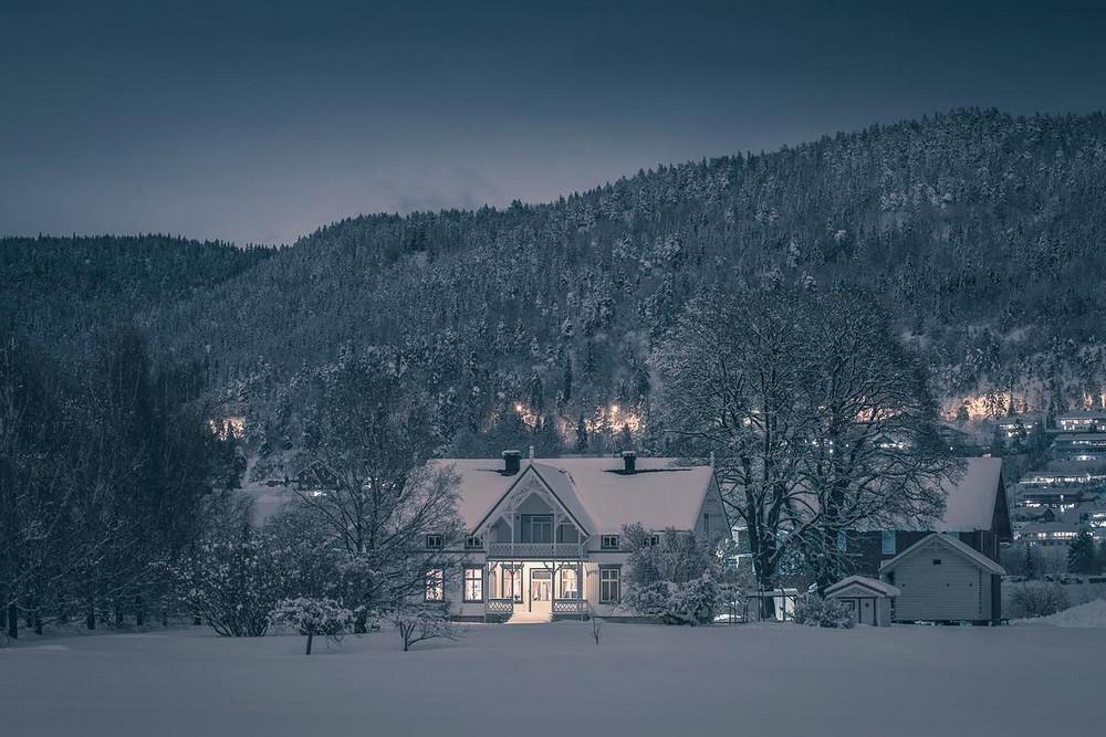Сказочные пейзажи Норвегии