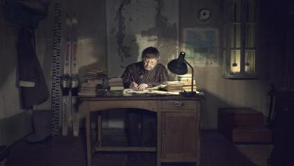 Фоторепортаж о жизни полярника