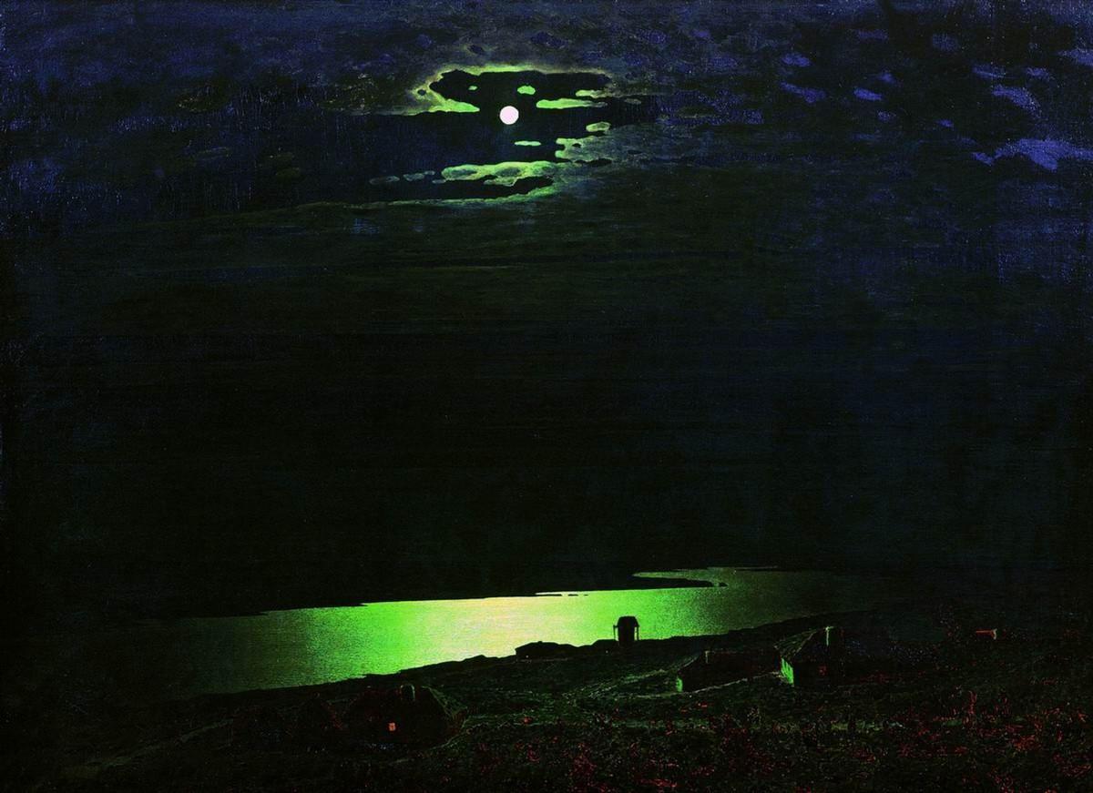 Третьяковская галерея покажет более 120 шедевров выдающегося пейзажиста Архипа Куинджи
