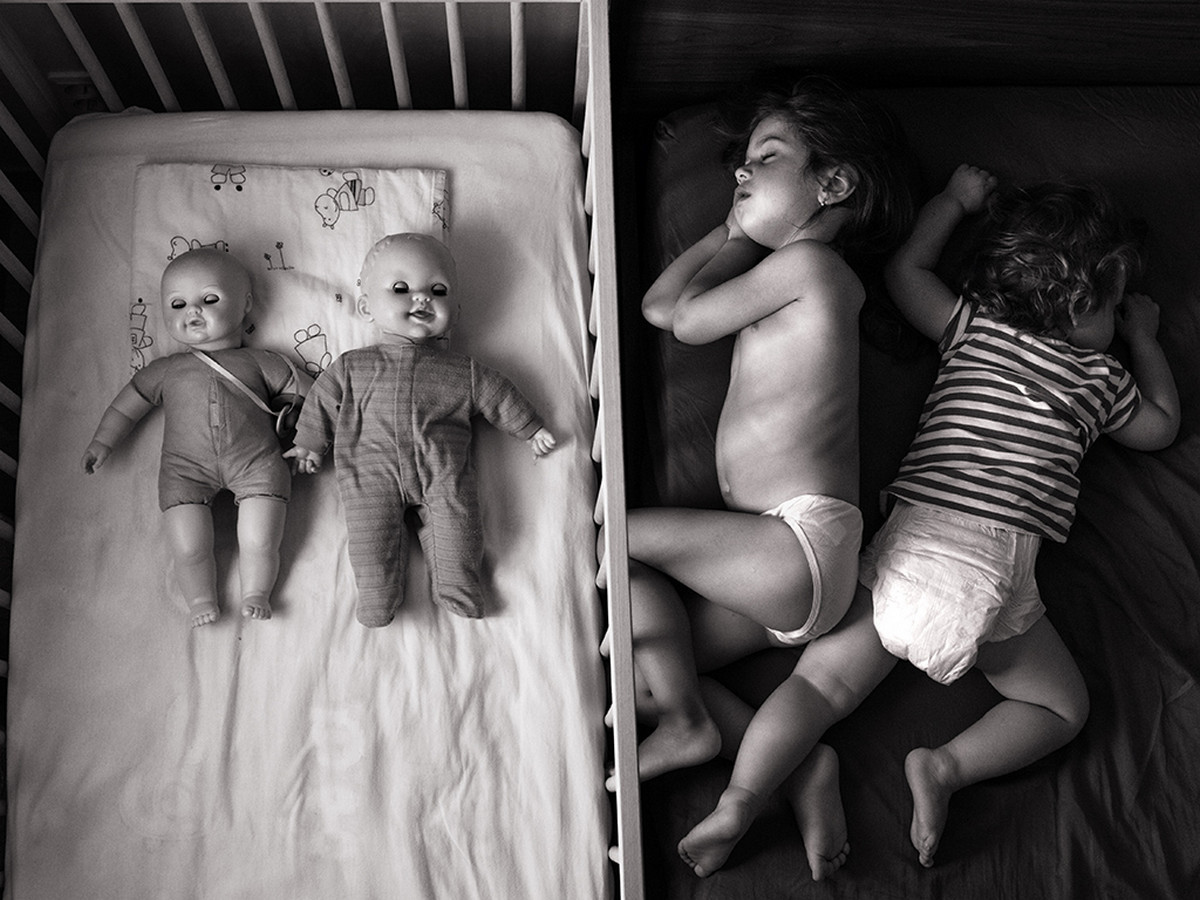 Лучшие работы конкурса Black and White Child Photo Competition 2018