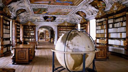 Самые красивые и старые библиотеки мира
