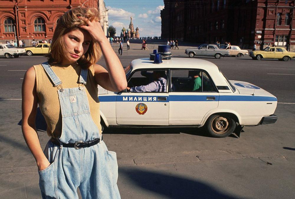 СССР до и после распада в документальных снимках Питера Тёрнли