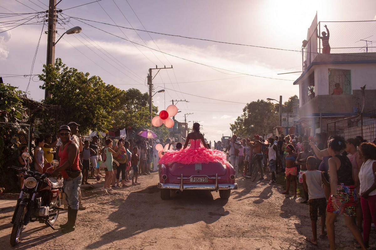 15 лет: фоторепортаж о самом важном дне кубинцев