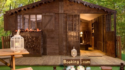 Настоящий шоколадный дом