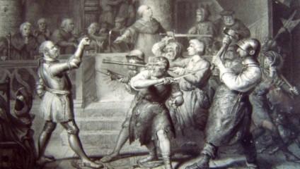 Механический протез XVI века: немецкий рыцарь-изобретатель