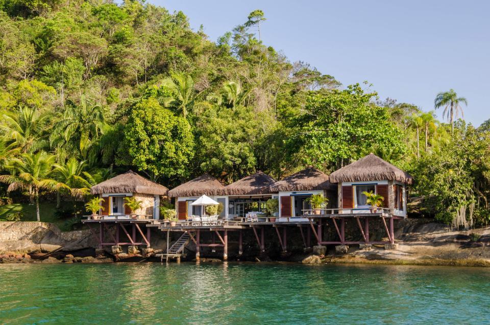 Частный остров для богачей за 2,5 млн долларов