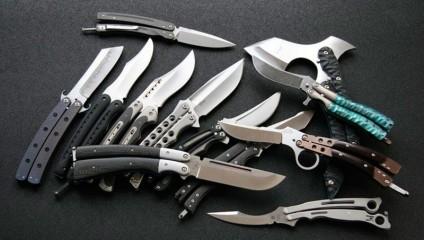 Когда размер не важен: самые красивые и компактные ножи