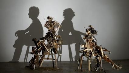 Нет преград для таланта: шедевры искусства из мусора