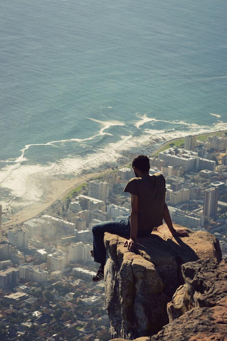 Захватывающие фотографии для тех, кого не испугать высотой