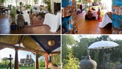 Самые необычные отели со всего мира: гармония с природой