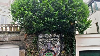 Природа и стрит-арт: потрясающие фотографии с глубоким смыслом